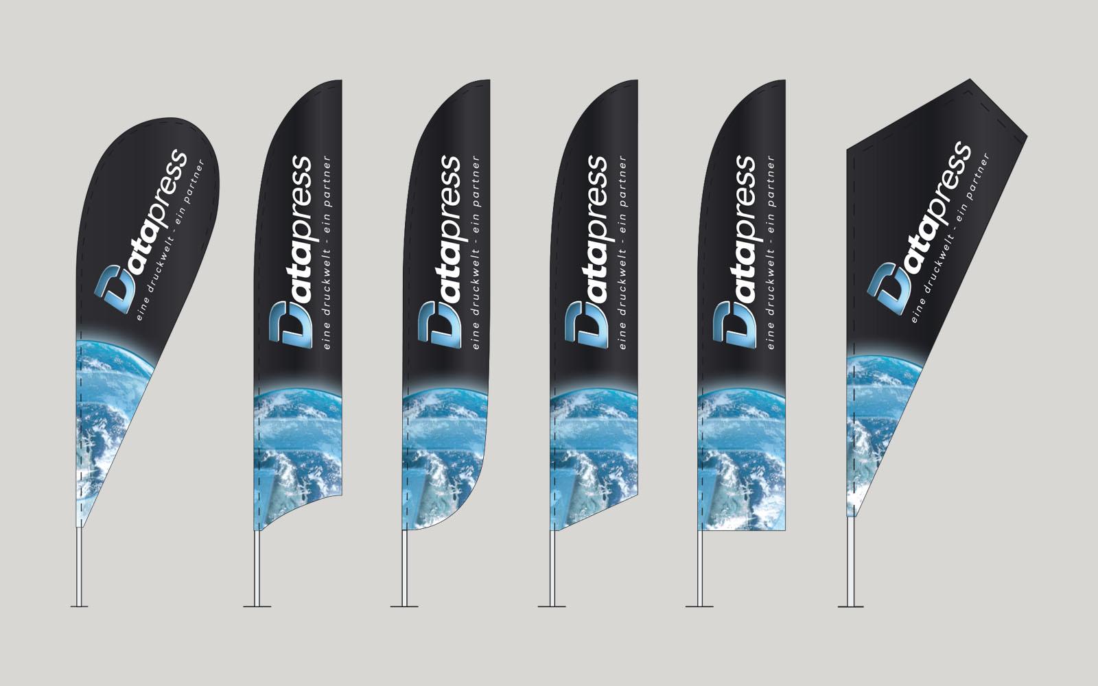 ICON Beachflag Premium